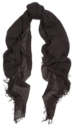 CHAN LUU<br /> Cashmere and silk-blend scarf