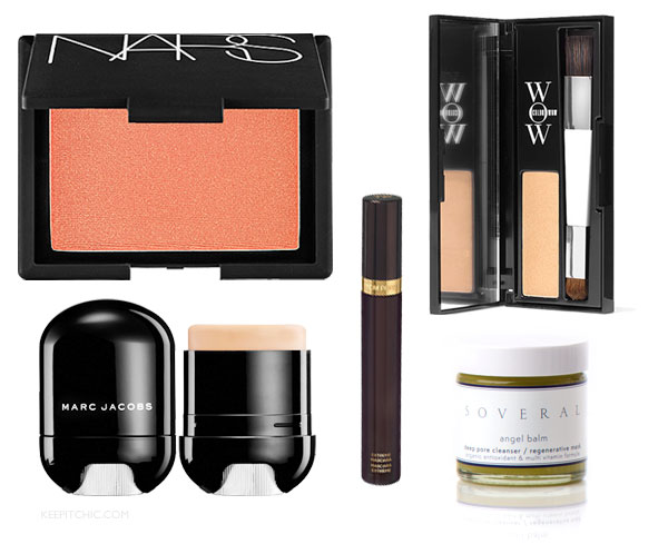 Jane Larkworthy's makeup picks