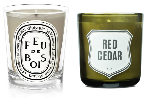 Diptyque & Izola Candles
