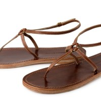 The Simple Summer Sandal