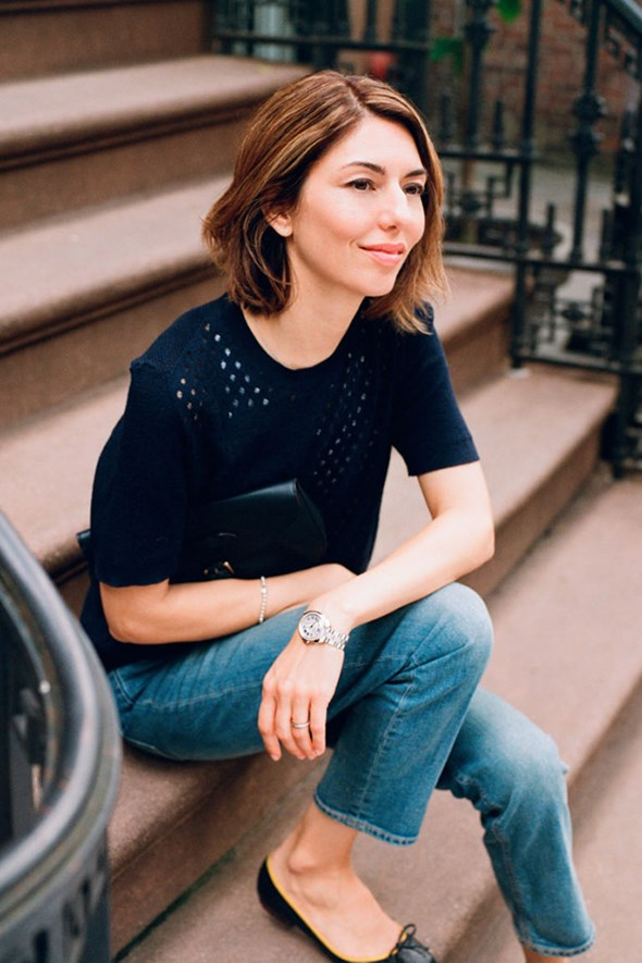 Sofia Coppola on Style By Sartreuse