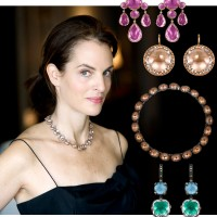 Jewelry Designer Emily Satloff of Larkspur & Hawk