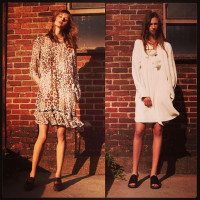 Two Easy Dresses