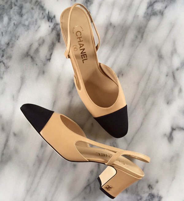 The Chanel Slingback Keep It Chic