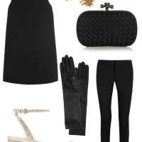 Not Your Basic Black Tie