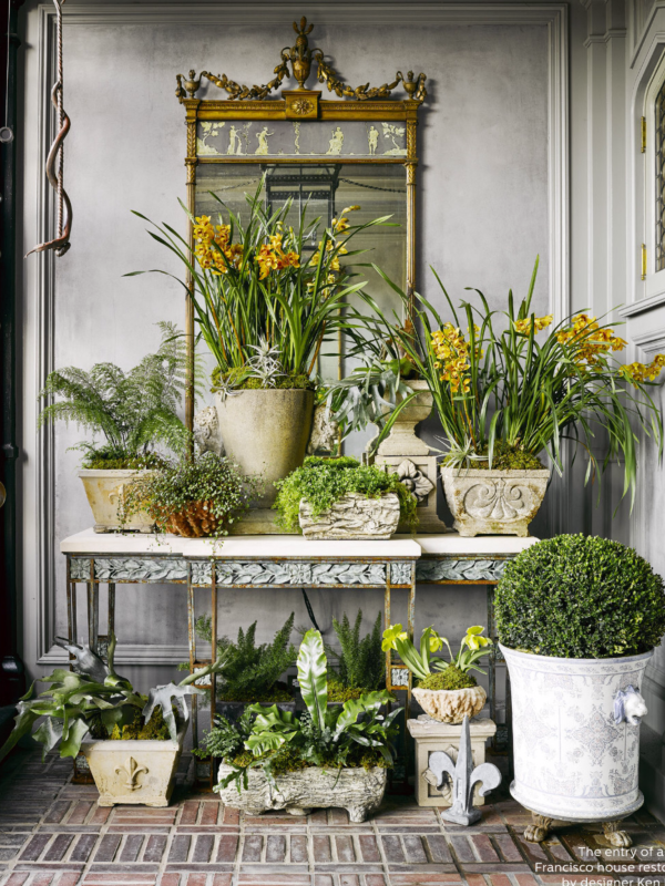 Bringing The Garden Indoors 2 Keep It Chic