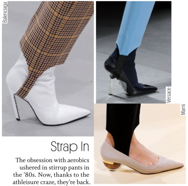 Strap In Keep It Chic