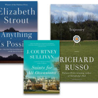 Spring Reading Trifecta