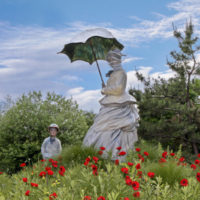 Seward Johnson at Old Westbury Gardens