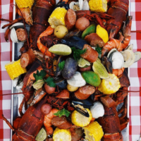 Father's Day Fare: Kitchen Clambake