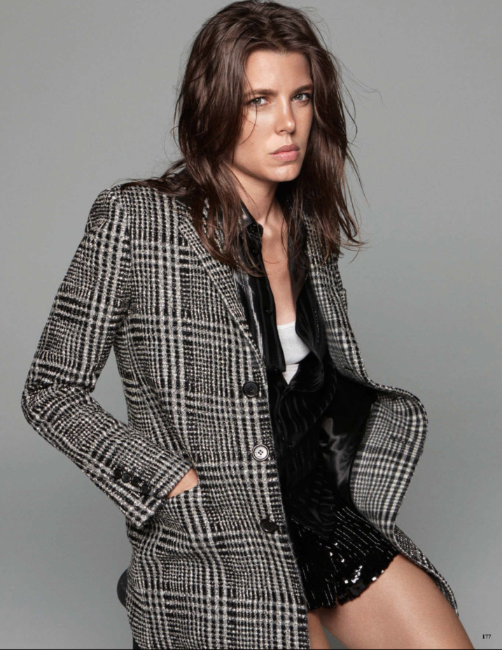 charlotte casiraghi  up close and personal  u2014 keep it chic