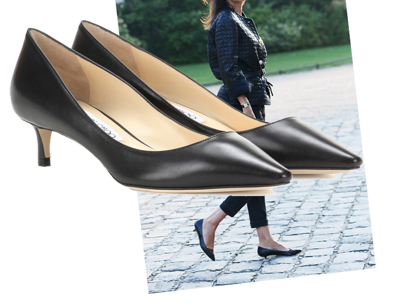 The Classic Pump — Keep it Chic