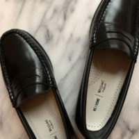 Tomboy Chic: The Penny Loafer