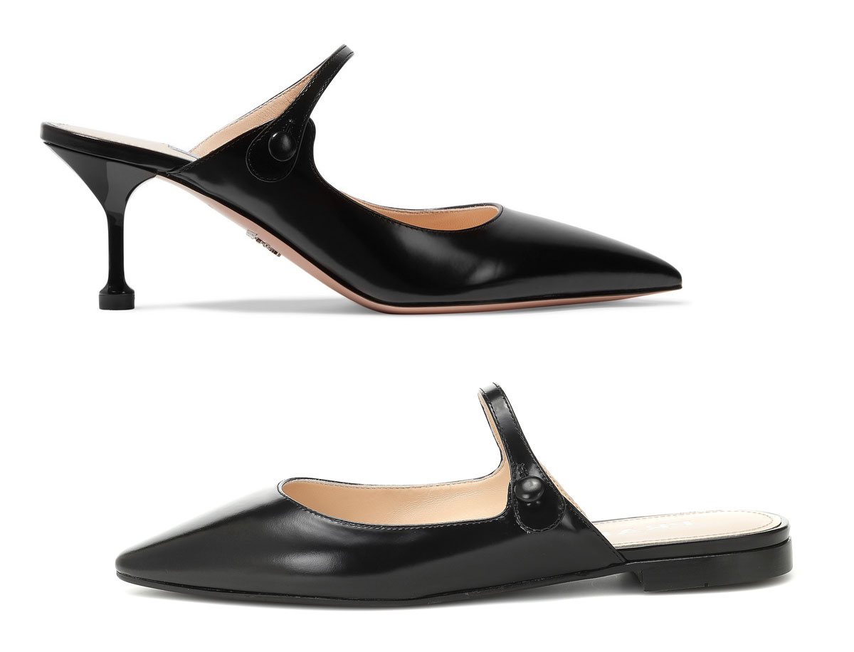 "5967239fa1f66 There are a lot of great slides and mules right now, the ""It"" shoe for  Spring. Toteme's are chic, but they are not ideal for running around, or  even walking ..."