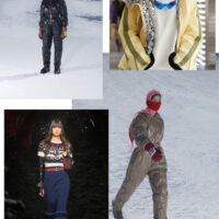 On The Runway: Hit The Slopes